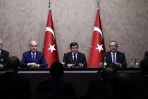 UE ii cere Turcei sa gestioneze migranti in schimbul unor sume de bani, ridicarii vizelor si accelerarii procesului de aderare la UE