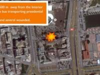 Atac asupra garzilor presedintelui Tunisiei, cel putin 20 morti