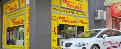 CASA PARIURILOR