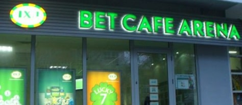 PROGRAM BET ARENA CAFE