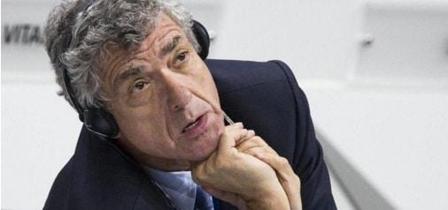 Angel Maria Villar este presedinte interimar al UEFA