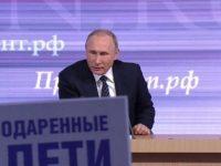 """Vladimir Putin: Influenta statului asupra internetului si mass-media ar trebui""""redusa, daca nu chiar exclusa"""""""