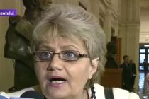 Cristiana Anghel a facut circ in Parlament: Nu am fost de acord cu principiul contributivitatii, este o mare idiotenie