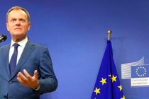 BREXIT. Donald Tusk, reactie la scrisoarea transmisa de premierul britanic Theresa May