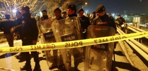 Explozie la o statie de metrou din Istanbul, mai multi raniti