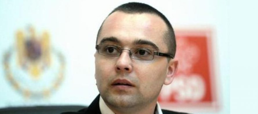 Gabriel Petrea a fost ales presedinte al Tineretului Social-Democrat al PSD pentru inca un mandat