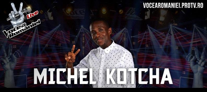 MICHEL KOTCHA, VOCEA ROMANIEI 4 DECEMBRIE 2015. Ai flow. Michel, esti o voce spectaculoasa