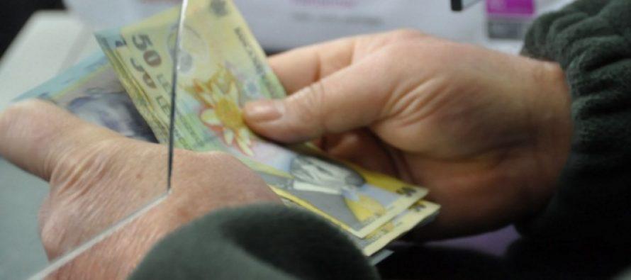 Punctul de pensie va fi majorat la 1.000 de lei de la 1 iulie 2017