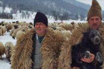 Protest al ciobanilor la Parlament impotriva prevederilor din Legea vanatorii