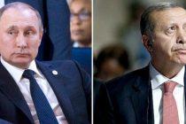 Vladimir Putin si Recep Erdogan se intalnesc in Rusia in august