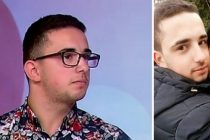 MPFM5. Alexandru, fostul concurent al acestui sezon, imbratisare tandra cu o bruneta simpatica