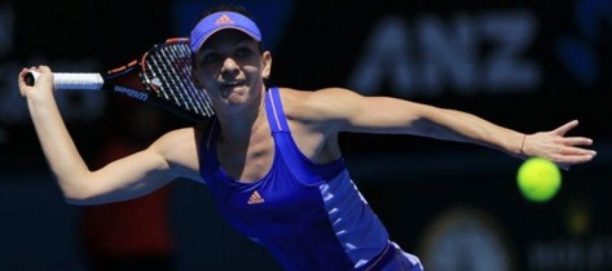 SIMONA HALEP, eliminare rusinoasa in primul tur al turneului de Grand Slam AUSTRALIAN OPEN