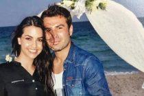 Adi Mutu si Sandra Bachici s-au casatorit in Cuba. FOTO. Urmeaza nunta in vara