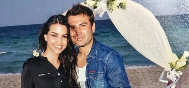 Mutu s-a casatorit cu Sandra Bachici