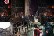 Atentat la o sectie de politie din Turcia, 5 morti si 39 de raniti