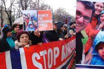 Proteste in Romania si Europa in sprijinul familiei Bodnariu. FOTO. Ce spun oamenii despre gestul autoritatilor din Norvegia