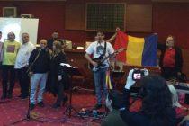 Andrei Paunescu si veteranii de la Cenaclul Flacara au sustinut un spectacol dedicat poetului Adrian Paunescu