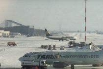 Curse aeriene anulate din cauza conditiilor meteo nefavorabile