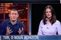 Dragos Patraru, Bogdan Naumovici si Cosmin Alexandru, in emisiunea Madalinei Puscalau, la TVR 1