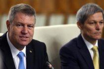 Iohannis si Ciolos se intalnesc cu noul premier al Rep. Moldova, Pavel Filip