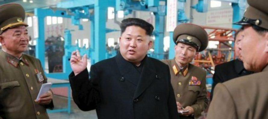 Kim Jong Un, despre testul nuclear: Un pas autodefensiv contra unei amenintari a SUA
