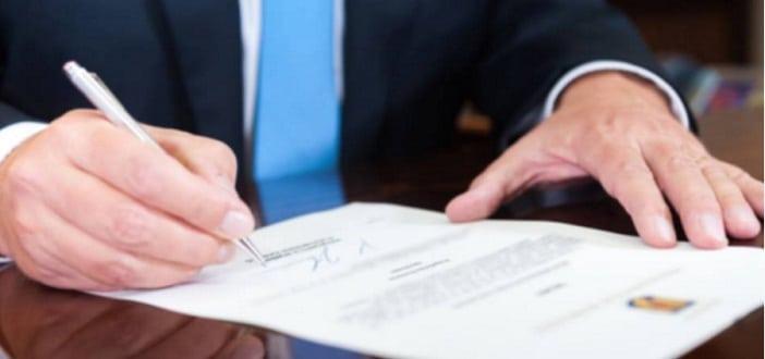 Felix Banila este noul procuror-sef al DIICOT, presedintele Iohannis a semnat astazi decretul