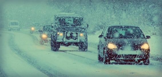 METEO. Ciclonul Peter aduce iarna in Romania, de duminica sunt asteptate ninsori si temperaturi scazute