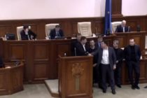 MOLDOVA: Guvernul premierului Pavel Filip, aprobat in Parlamentul Rep. Moldova