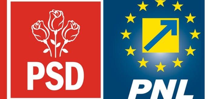 Sondaje PNL - PSD