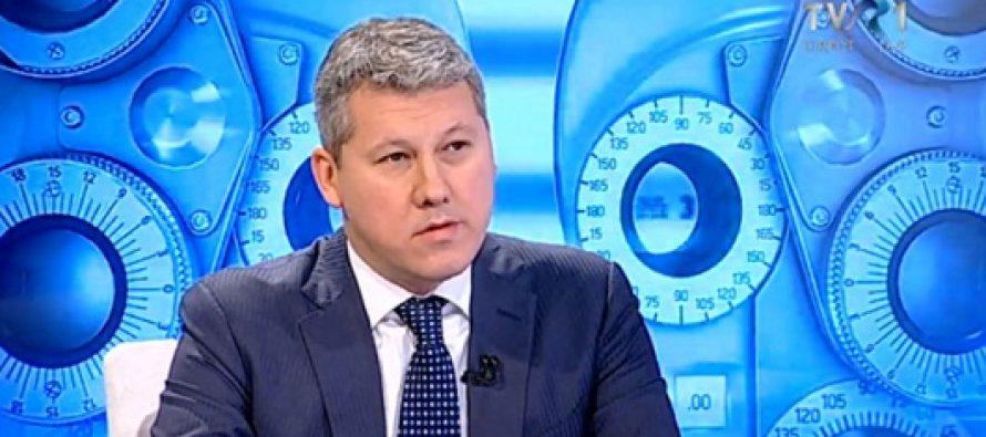 Catalin Predoiu isi asuma candidatura PNL la Primaria Generala, constrans de imprejurari