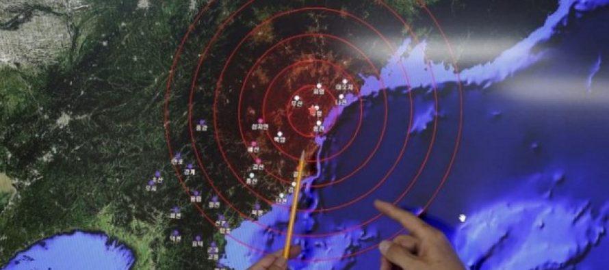 Coreea de Nord a testat o bomba cu hidrogen. ONU se reuneste de urgenta intr-o sedinta cu usile inchise