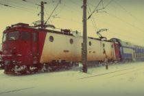Unele trenuri CFR Calatori inregistreaza intarzieri de peste 5 ore in zona Brasov