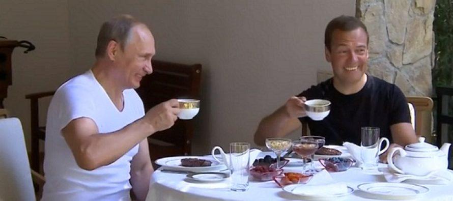 Averea lui Putin il face cel mai bogat om din lume. Dezvaluirile au fost facute de fosti angajati de la Kremlin