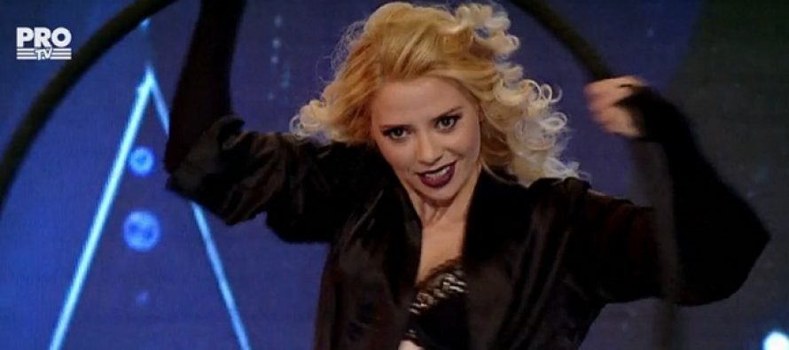 AURORA TOMA, ROMANII AU TALENT 2016. SHOW NEBUN LA PRESELECTII. FOTO – VIDEO