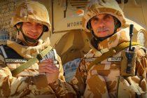 Doi militari romani tata si fiu, impreuna in misiunea NATO din Afganistan: Am promis ca ne vom intoarce acasa amandoi sanatosi!