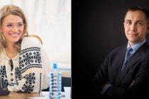 Alina Gorghiu si Lucian Isar s-au casatorit in secret. FOTO cu verigheta