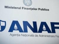 Anunt ANAF privind personalul cu functii de conducere din cadrul DGAF