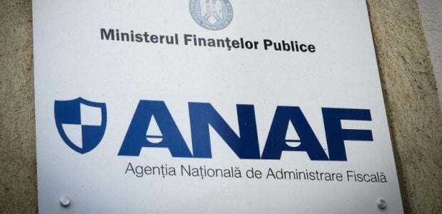 ANAF - Ministerul Finantelor