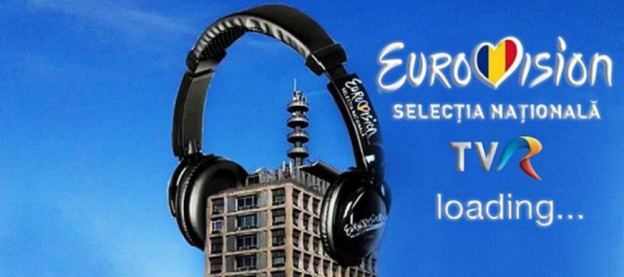 EUROVISION 2016. Ce piese vor concura in semifinala Eurovision Romania din 4 martie