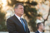 PRM a depus o plangere la ANI pe numele presedintelui Klaus Iohannis