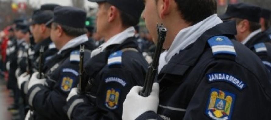 Mircea Olaru, inlocuit cu Zoltan Balint la conducerea Jandarmeriei Romane