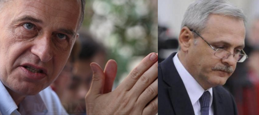 Geoana il acuza pe Dragnea de tradare: A oferit pe tava guvernarea lui Iohannis