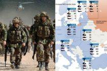 """NATO nu poate contracara o agresiune a Rusiei in Est, atat de """"atrofiata"""" este capacitatea sa militara de la sfarsitul Razboiului Rece – Der Spiegel"""