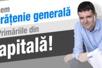 Nicusor Dan, candidat la Primaria Generala, si-a prezentat programul pentru Bucuresti