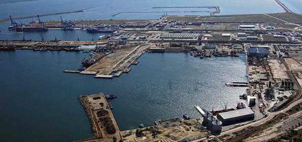 Poluare in Portul Constanta, comandantul navei a fost amendat
