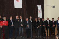 ALEGERI LOCALE 2016. Candidatii PSD la primariile din Suceava au fost lansati