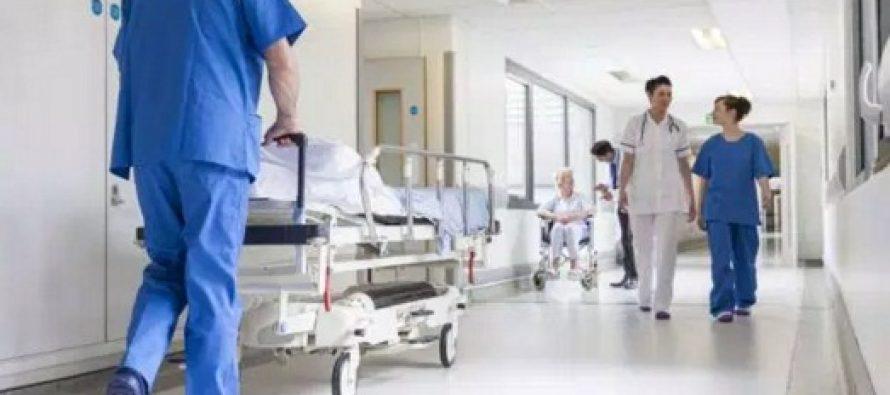Mai multe spitale din tara au interzis accesul vizitatorilor la pacienti din cauza cazurilor alarmante de gripa si viroze respiratorii
