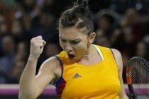 FEDCUP. Simona Halep a invins-o pe Kvitova si reuseste sa aduca Romania in avantaj