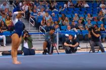 Sophina DeJesus, gimnasta al carei SOL a devenit VIRAL pe net! Catalina Ponor a spus WOW! VIDEO