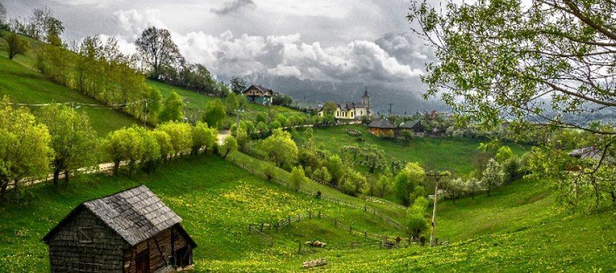 Cele mai frumoase locuri din Transilvania. Galerie foto